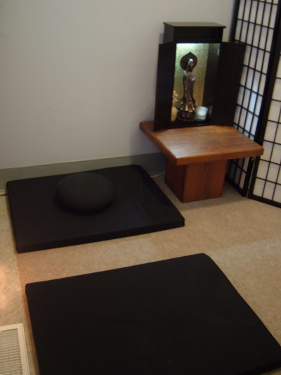 The Sanzen Room