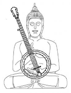 Buddha & Banjo