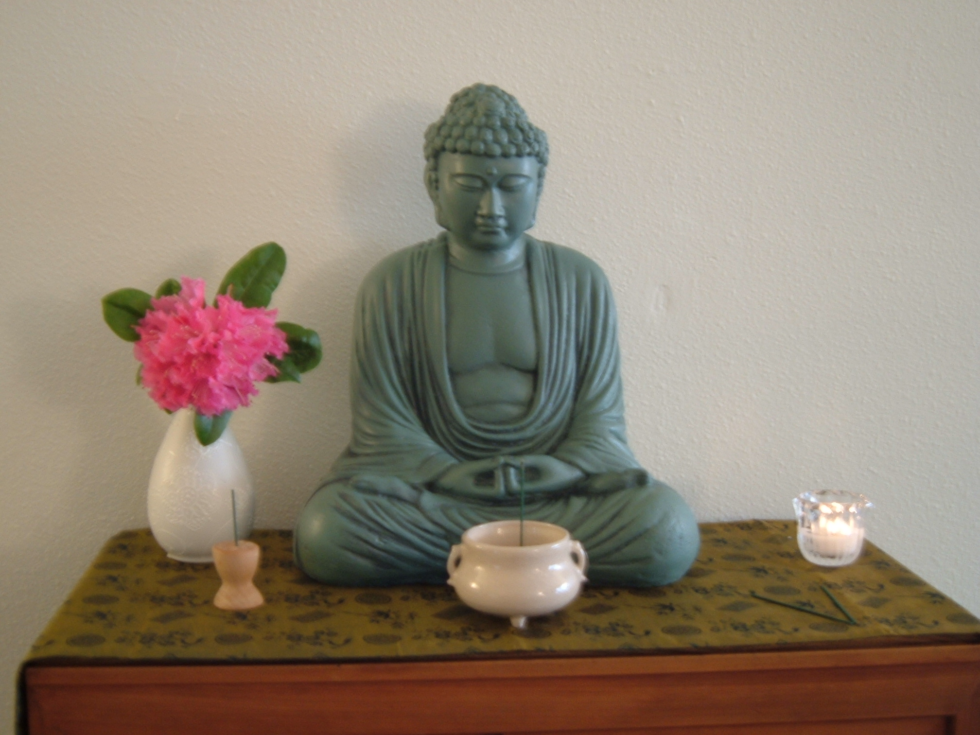 Main Altar Bright Way Zen