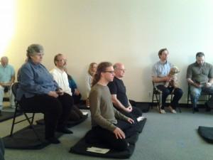 Preceptees Sitting